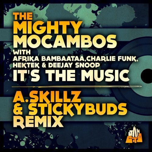 It's the Music (feat. Afrika Bambaataa, Charlie Funk, Hektek & Deejay Snoop)