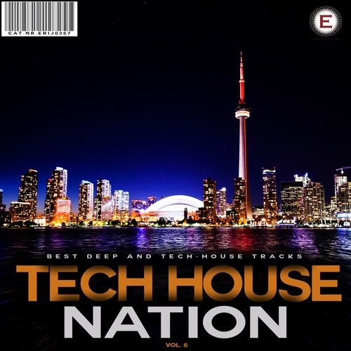 Tech House Nation, Vol. 6