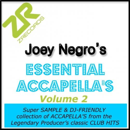 Joey Negro's Essential Acapellas - Volume 2