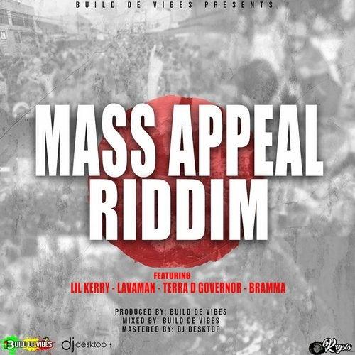 Mass Appeal Riddim (Instrumental) by Build De Vibes on Beatport
