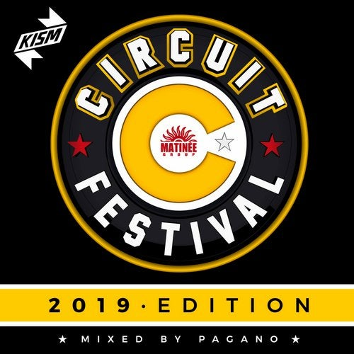 Circuit Festival Compilation 2019 - Mixed by Pagano