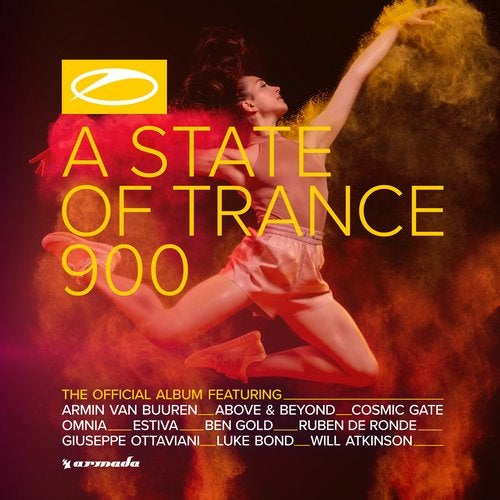 A State Of Trance 900 (The Official Album) - Extended Versions