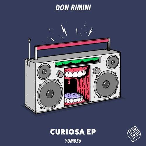 Curiosa EP || Food Music Image
