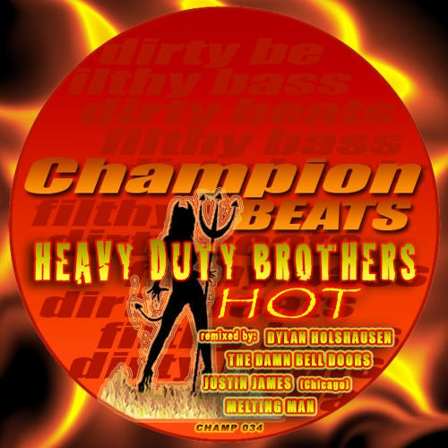 & Hot (The Damn Bell Doors Remix) by Heavy Duty Brothers on Beatport