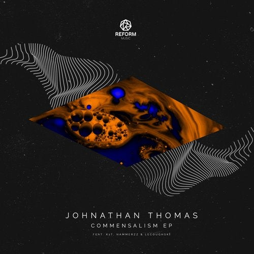 Johnathan Thomas - Commensalism EP