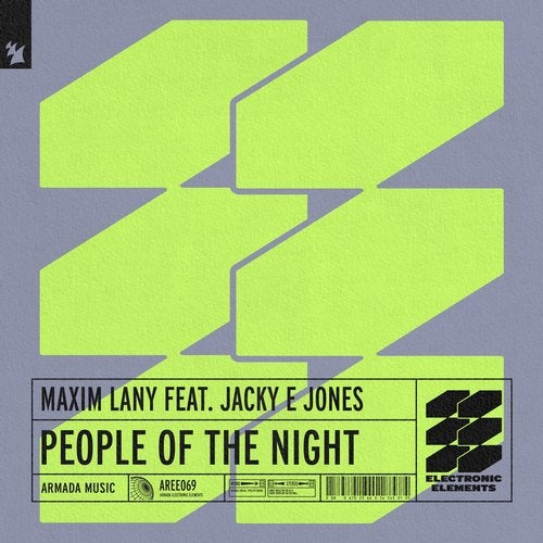 Maxim Lany feat. Jacky E Jones – People Of The Night ile ilgili görsel sonucu