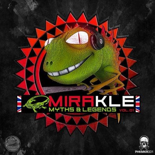 Mirakle: Myths & Legends, Vol. 01