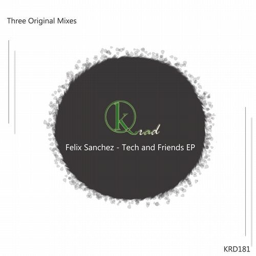 Tech and friends from Krad Records on Beatport