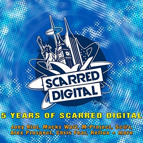 5 Years of Scarred Digital