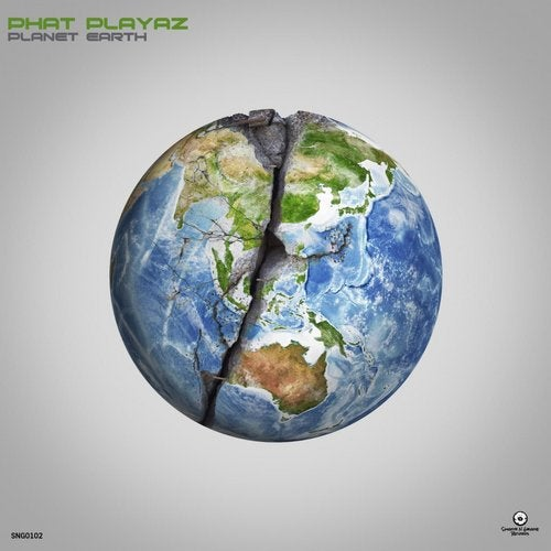 Phat Playaz - Planet Earth LP (SNG0102)