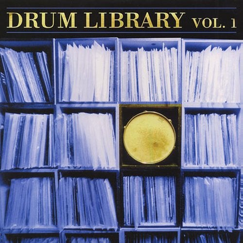 Drum Library Vol. 1