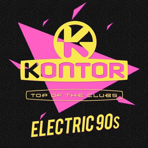 Kontor Top of the Clubs - Electric 90s