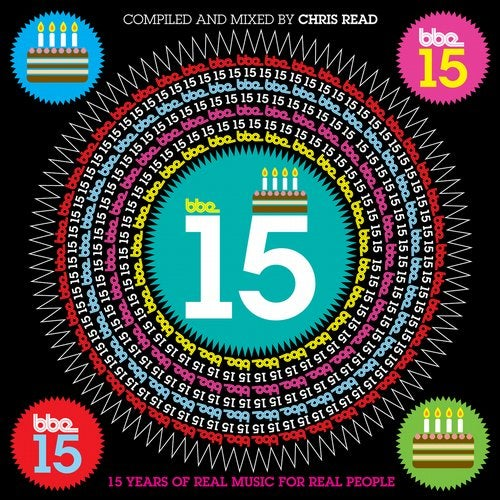 Bbe 15 - 15 Years of Real Music for Real People - Compiled and Mixed by Chris Read