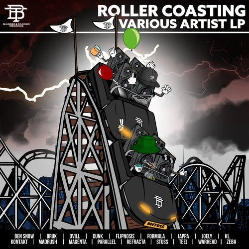 VA - Roller Coasting V/A LP (BNT015)
