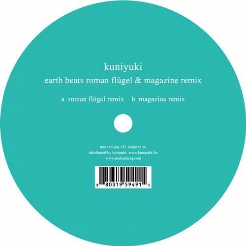 Earth Beats (Roman Flugel & Magazine Remix)