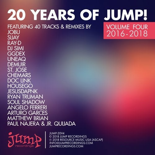 20 Years Of Jump! - Volume Four