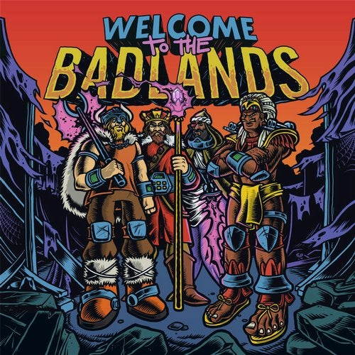 Welcome to The Badlands - EP