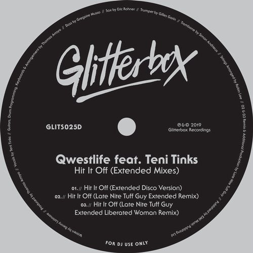 Hit It Off - Extended Mixes