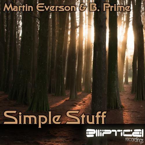 Simple Stuff (Classic Trance Mix) by Martin Everson, B