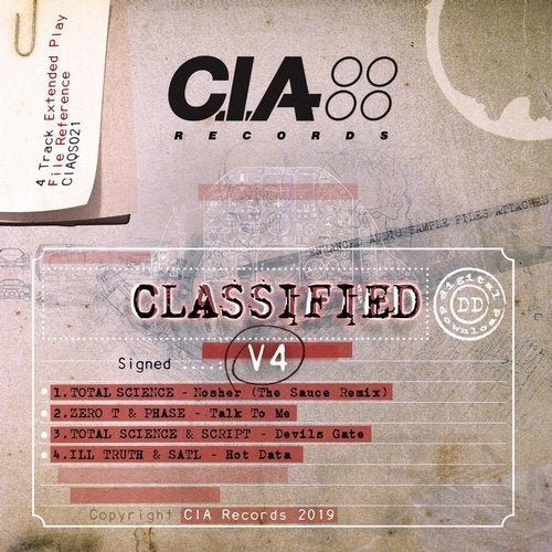 Classified 4