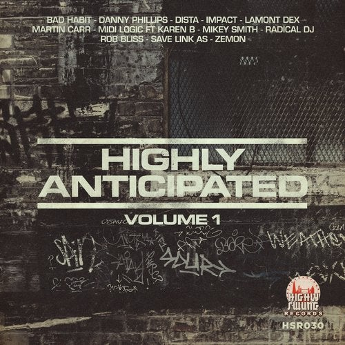 Highly Anticipated, Vol. 1