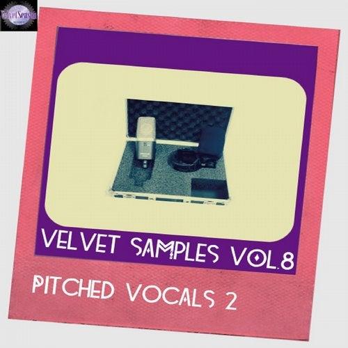 Velvet Samples VOL.8 [Pitched Vocals 2]