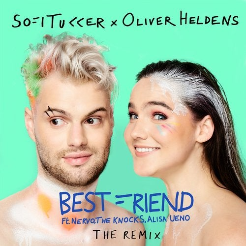 Best Friend feat. NERVO feat. The Knocks feat. Alisa Ueno