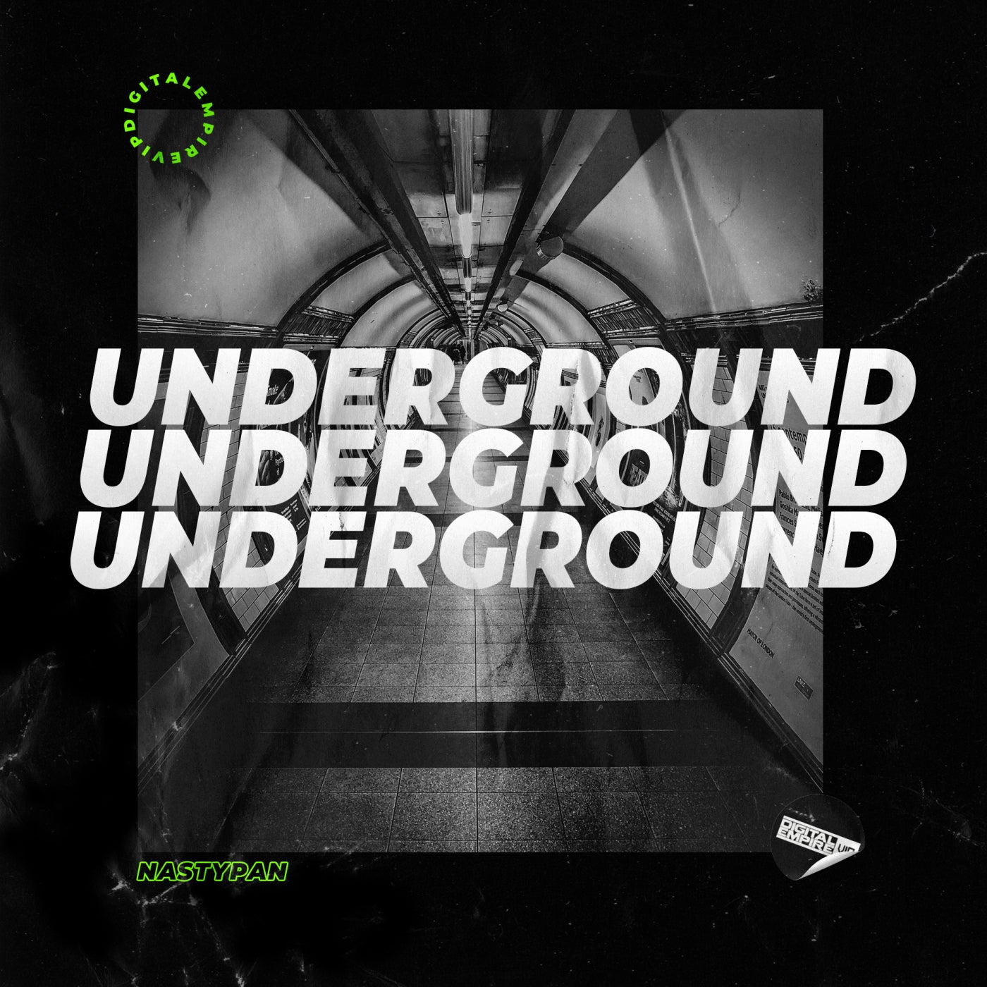 NASTYPAN - Underground [OUT NOW] Image