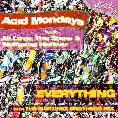 Everything feat. Ali Love feat. The Show feat. Wolfgang Haffner