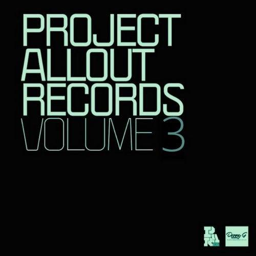 Project Allot Records, Vol. 3