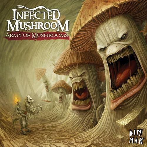 Army of Mushrooms