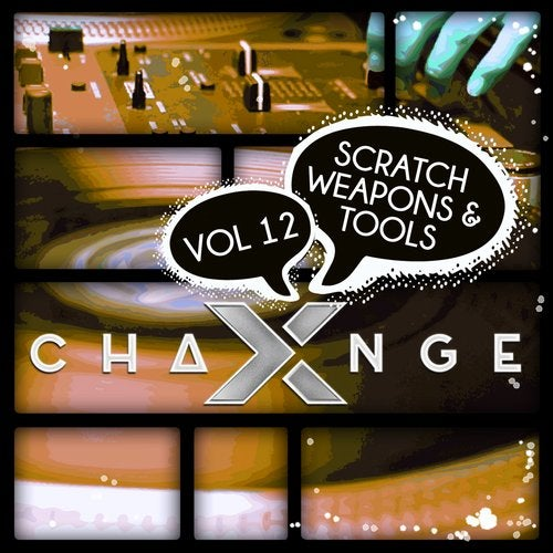 Scratch Weapons And Tools Vol 12