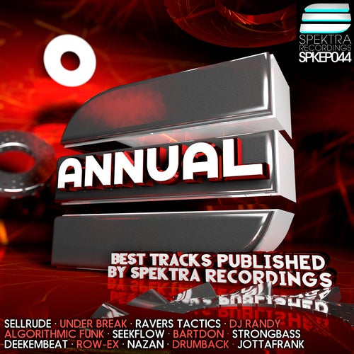 VA - Spektra Recordings - Annual 2020 (SPKEP044)