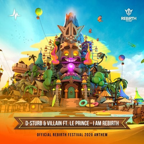 I Am Rebirth (Official Rebirth Festival 2020 Anthem) feat. LePrince