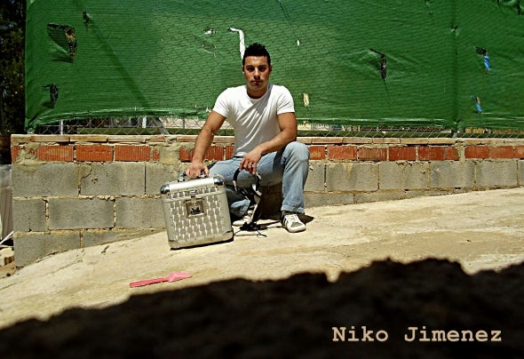 Comparación busto Río Paraná  Niko Jimenez music download - Beatport
