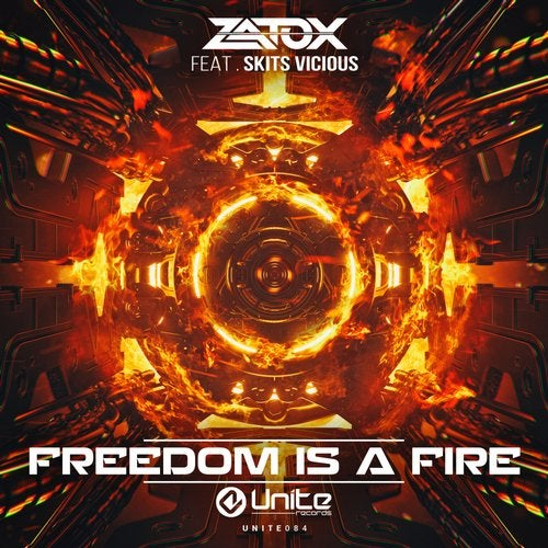 Freedom Is A Fire