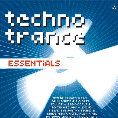 Techno Trance Essentials (2595 Essential Beats, Sounds, Vocals & FX)