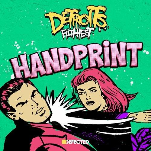 Handprint feat. Amina Ya Heard