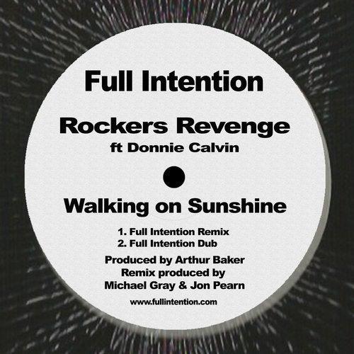 Walking on Sunshine feat. Donnie Calvin