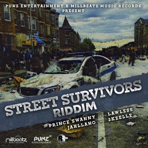 Street Survivors Riddim (Instrumental) by Millbeatz