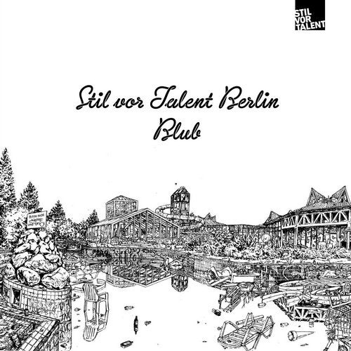 Stil Vor Talent Berlin: Blub
