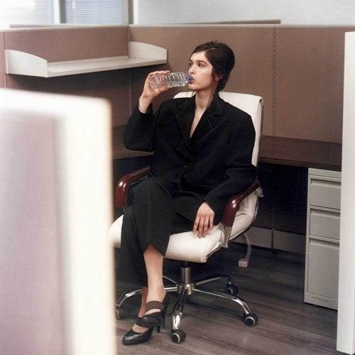 Workaholic Paranoid Bitch