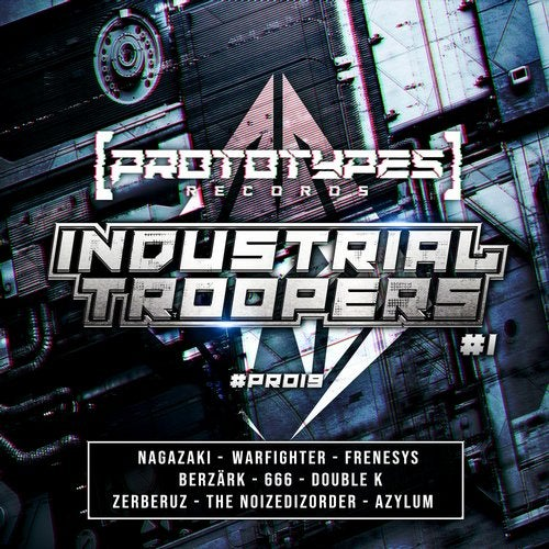 Industrial Troopers #1