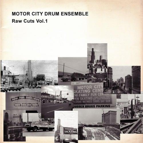 Raw Cuts Volume 1