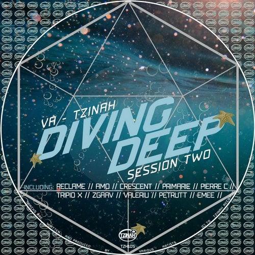 VA - Tzinah Diving Deep Session Two