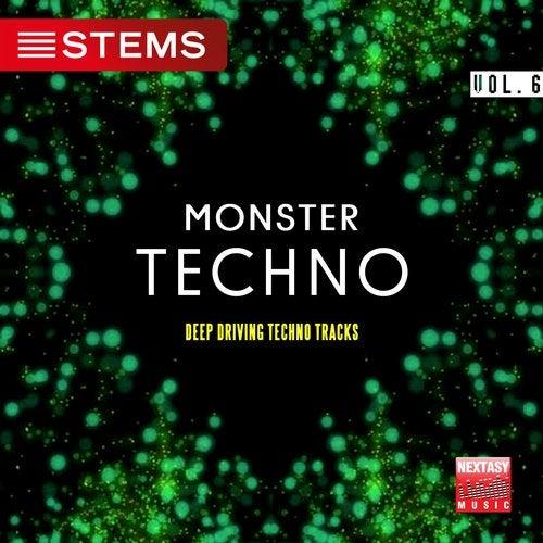 Monster Techno, Vol  6 (Deep Driving Techno Tracks) [STEMS] from