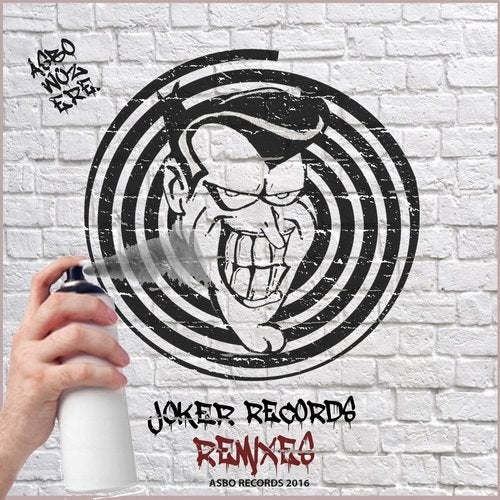 The Dream Team - The Joker Records Remix Collection [JOAEP04]