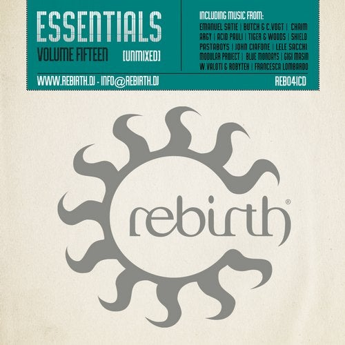 Rebirth Essentials Volume Fifteen