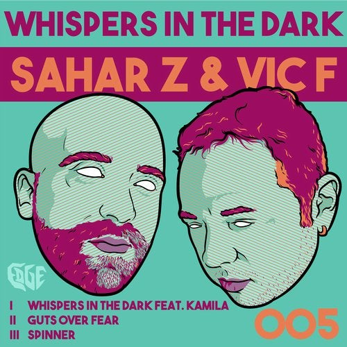 Whispers in the Dark (Feat. Kamila)