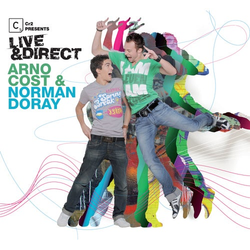 Cr2 Presents Live & Direct Arno Cost & Norman Doray - Beatport Exclusive Edition